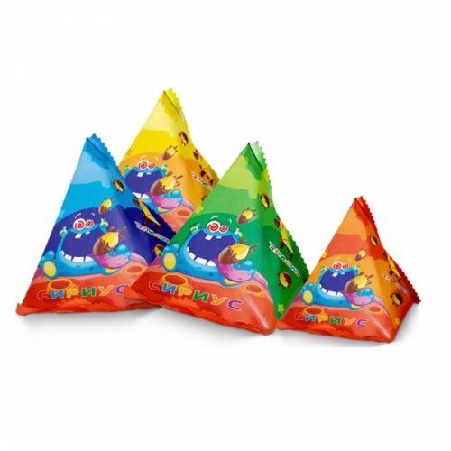 """Арахис в шоколаде - пирамидки """"Сириус"""