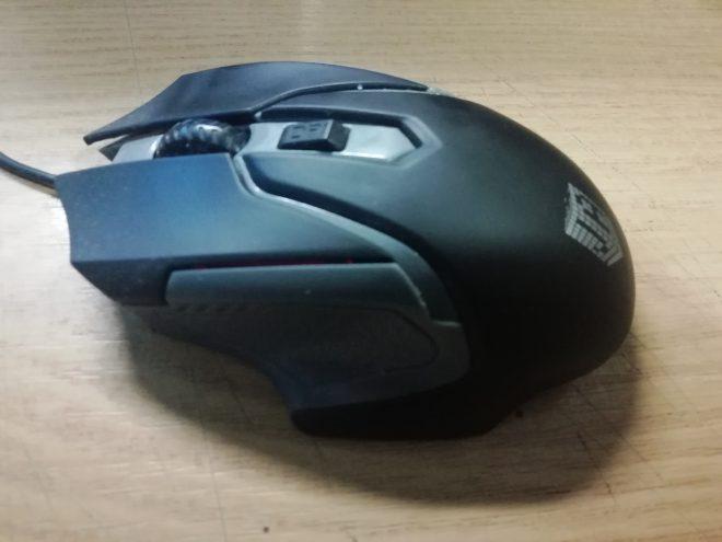 Проводная компьютерная мышь JET.A